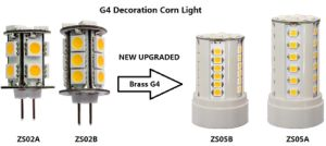 Corn Light 1W Wedge for Decorative Lighting pictures & photos
