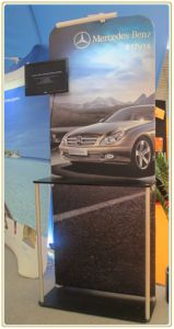 Banner Stand with TV Set pictures & photos