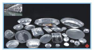 Aluminium container Foil pictures & photos
