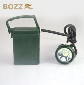 4.0ah 6000lux 1W Portable Handheld Lamp (BK100) pictures & photos