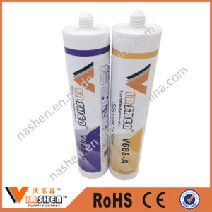 Virshen V688-a Acidic Silicone Sealant Fast Curing Acetic Silicone Sealant From China Manufaturer pictures & photos
