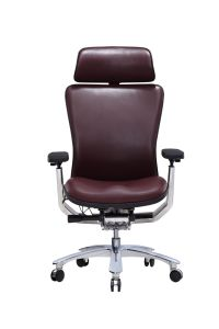 High Back Full Leather Executive Leather Office Chair pictures & photos