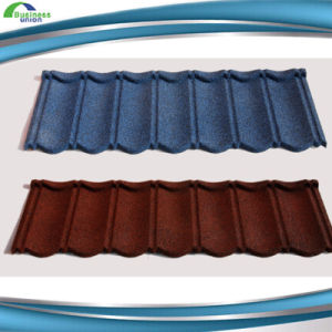 Good Building Materials Corrugated Sheet Stone Coated Roofing Tile pictures & photos