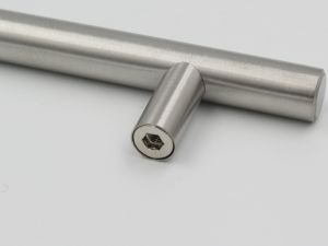 Hot Sell Satin Stainless Steel Furniture Door Pull Handle pictures & photos