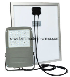 Aluminum LED Solar Security Lights Motion Sensor Flood Light pictures & photos