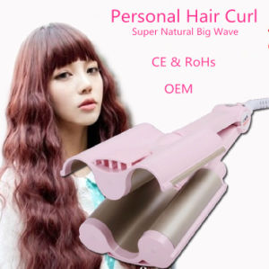 New Style Hair Curler Products Hair Care Ceramic Electric Hair Curling Iron pictures & photos