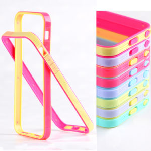 Candy Colors with Dust Plug Protection Phone Case for iPhone 5s/Se