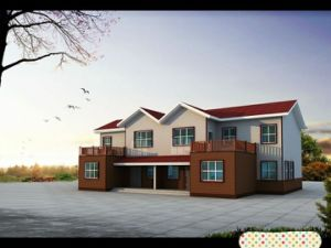 Customized Speical Prefabricated Villa House pictures & photos