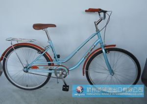 26′′ Retro Vintage Ladys City Bicycle pictures & photos
