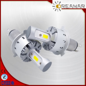 45W 6000lm COB Chip Car LED Headlight for Automotive with E-MARK Approved, Warranty 3years pictures & photos