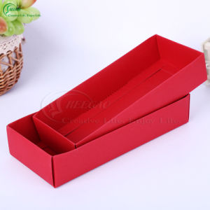 Custom Printing Paper Cardboard Packaging Boxes for Socks (KG-PX098) pictures & photos