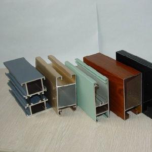 DIY Aluminium Window Frames Extrusion Aluminium Profiles pictures & photos