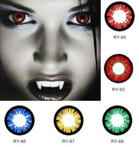 cosplay contact lenses cat coloured contacts lens colored color halloween purple alt green gragon sharingan with - Contact Lenses Color Halloween