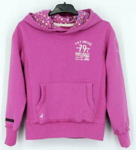 Ss17 Girls Top Fleece Sweatshirt Hoodies Top Clothes pictures & photos