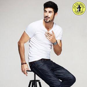 Men T-Shirts Manufacturer OEM Design 100% Cotton Round Neck Short Sleeve T-Shirt pictures & photos