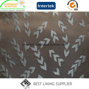 55% Polyester 45% Viscose Men′s Jacquard Lining Fabric Manufaturer pictures & photos