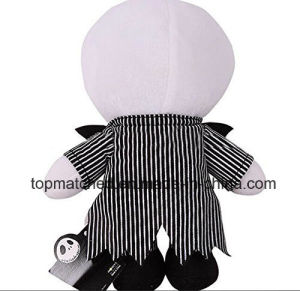 """Nightmare Before Christmas Baby Standing Jack Skellington 8"""" Plush Doll pictures & photos"""
