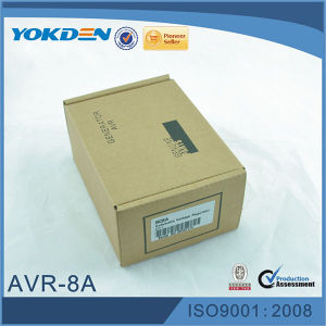 8A AVR for Brushless Generator pictures & photos