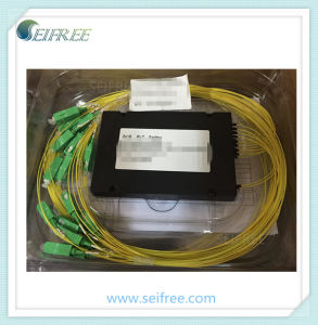 2*16 PLC Splitter with Sc/APC for FTTH CATV pictures & photos