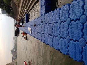 Marine Plastic Pontoon Dock Floating for Jet Ski pictures & photos