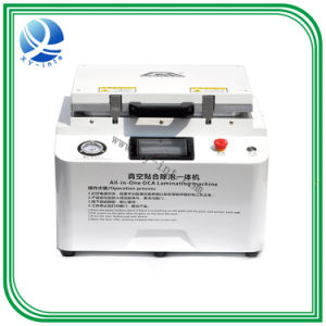 2 in 1 LCD Screen Laminating and Bubble Remoe Machine pictures & photos