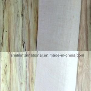 Wood Grain PU Leather pictures & photos