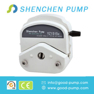 Hot Sale Cost Effective Shampoo Transfer Peristaltic Pump pictures & photos