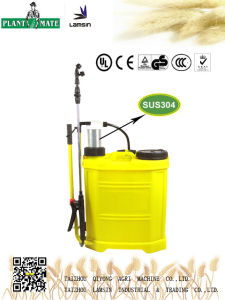 16L Manual Knapsack Hand Sprayer (3WBS-16V-2) pictures & photos