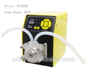 DC12 Voltage with Silicone Tubing Peristaltic Pump pictures & photos