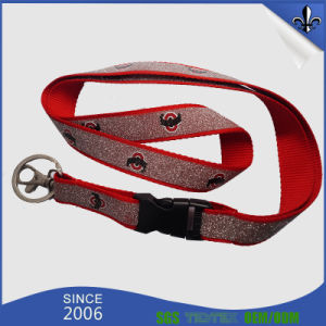 Plastic Buckle Customized Fashion Flat Breakway Lanyard pictures & photos