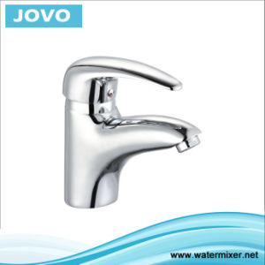 New Model Single Handle Basin Mixer&Faucet Jv71101 pictures & photos