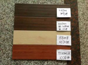 Cheap Porcelain Floor Tile Wood Look Tiles for Stock Flooring Tiles pictures & photos