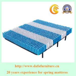 5 Zoned Pocket Spring Mattress Innerspring Pocket Coil Unit Dfi-03 pictures & photos