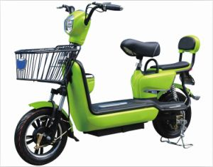 New Model Two Seat 48V Electric Bike pictures & photos