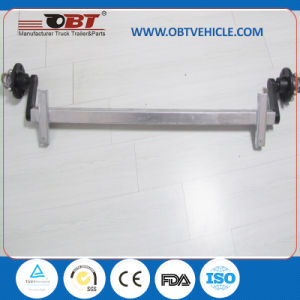 Obt Customized Torsion Axle Trailer with Hydraulic Drum Brake pictures & photos