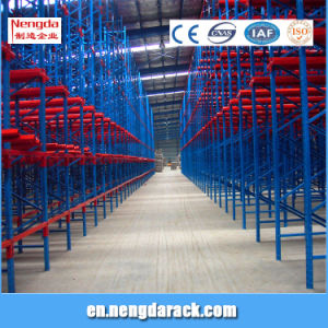 Drive in Rack Pallet Storage Rack for Warehouse pictures & photos