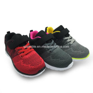 22-36 Size Chiledren Casual Shoes with Breathable Upper pictures & photos