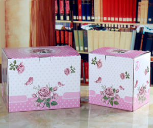 Good Quality Color Box Packaging with ISO9001 Certificate pictures & photos
