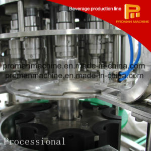 Factory Supplier Automatic Juice / Water Filling Machine 3 In1 pictures & photos