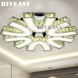 Modern Design K9 Crystal Glass Ceiling Lamp Pendant Lamp pictures & photos