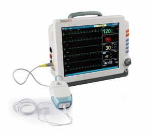 12.1 Inch Six Parameters Patient Monitor Flpm-9000 pictures & photos