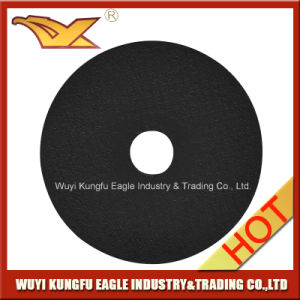 Low Price Angle Grinder Resin Hard Cutting Discs pictures & photos