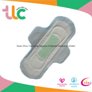 Ultra Thin Super Absorbent Women Period Pad Sanitary Napkin Manufacturer pictures & photos