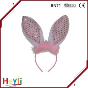 Cute Comfortable Bunny Ears Headband Hairbands for Easter Girls Party pictures & photos