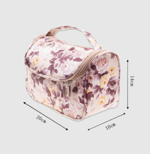 Microfiber Wash Bag Toiletry Bag for Women Cosmetic Bag pictures & photos