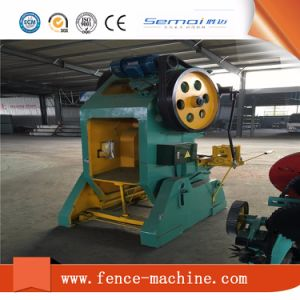 Automatic Razor Barbed Wire Mesh Making Machine pictures & photos