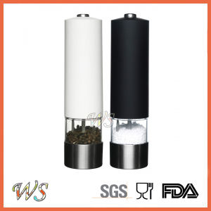 Ws-Pgs023 Electric Softgrip Ceramic Pepper Mill Mechanism/Pepper Grinder pictures & photos