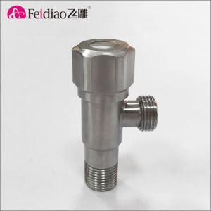 High Quality Hot Sale Stainless Steel Angle Valve pictures & photos