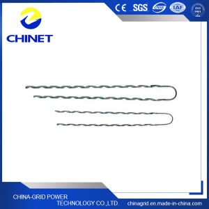 DN Type Preformed Tension Clamp Used for Aluminum Stranded Conductor pictures & photos