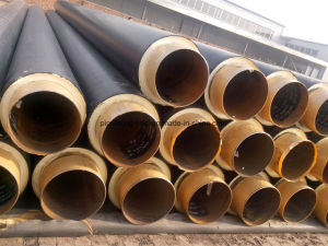 0.39 W/M. K Low Thermal Conductivity FRP Insulation Pipe pictures & photos